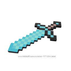 Алмазный меч Minecraft майнкрафт