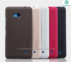 Чехол Nillkin Matte для Nokia Lumia 640  пленка