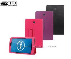 Кожаный чехол-книжка TTX с функцией подставки для Dell Venue 8
