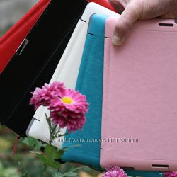 Кожаный чехол-книжка TTX 3 Fold для Asus MeMO Pad FHD ME302C