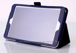 Кожаный чехол-книжка TTX с функцией подставки для Asus MeMO Pad ME181C