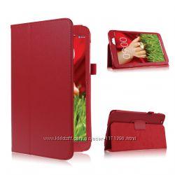 Кожаный чехол-книжка TTX с функцией подставки для LG G Pad 8. 3 V500