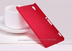 Чехол Nillkin Matte для Sony Xperia M4 Aqua  пленка