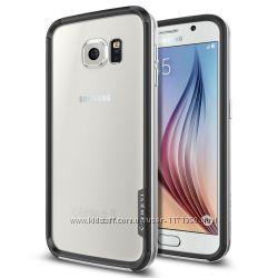 Бампер SGP Neo Hybrid EX Series для Samsung Galaxy S6 G920FG920D Duos