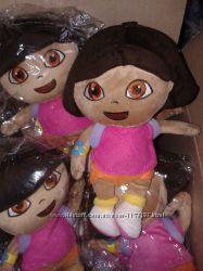 Мягкая игрушка- Даша Путешествинница