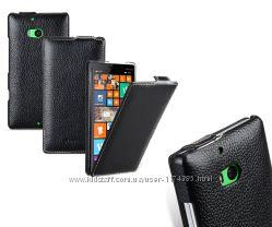 Кожаный чехол Melkco JT для Nokia Lumia 930