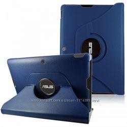 Кожаный чехол-книжка TTX 360 градусов для Asus MeMO Pad FHD ME302C