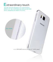 TPU чехол Nillkin Nature Series для Samsung G850F Galaxy Alpha