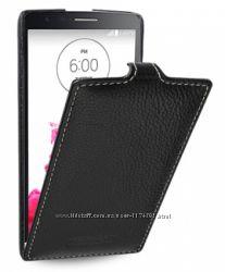 Кожаный чехол флип TETDED для LG D724D722 G3S