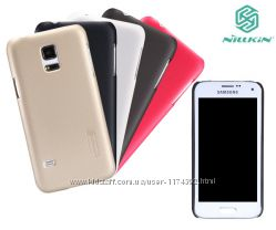 Чехол Nillkin Matte для Samsung G800H Galaxy S5 mini  пленка