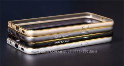 Металлический бампер Nillkin Gothic Series для Samsung Galaxy S6 G920F