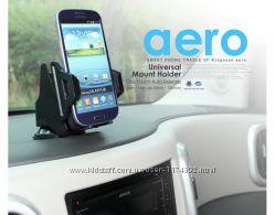 Автодержатель для смартфона 3 - 5, 3 дюйма на торпеду Kropsson Aero