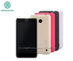 Чехол Nillkin Matte для Nokia Lumia 630  пленка