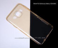 TPU чехол Nillkin Nature Series для Samsung A300H Galaxy A3