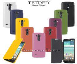 Кожаный чехол книжка TETDED для LG D855D850D856 Dual G3