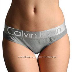 Женское нижнее белье, трусики - слипы СК женские кельвин кляйн брифы