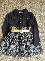 Красивые платья Baby Dior, I Pinсo Pallino p. 2 года, оригинал