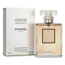 Chanel Сoco Mademoiselle, копия, оригинал 100ml
