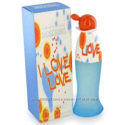 Moschino I Love Love 4. 9ml, 30ml, 50ml, 100ml
