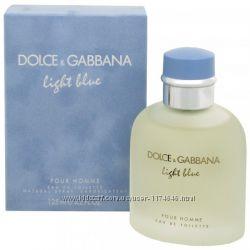 Dolce & Gabbana Light Blue pour homme 125ml