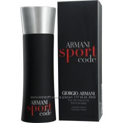 Giorgio Armani Code Sport 100ml