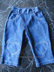 Джинсовые штанишки для принцессы