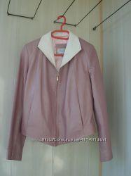 куртка курточка женская кожаная 46р. М новая