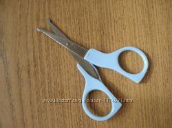ножницы  детские для новорожденного