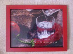 Картина Дорогому кумові с перцем