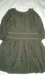 Платье для девочки 110, 122-134см.