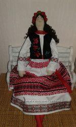Кукла тильда, украиночка