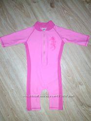 Купальный костюм для девочки 12-18мес.