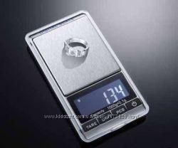 Весы электронные высокоточные ювелирные 0. 1g x 1000g