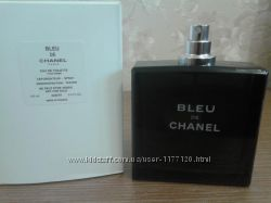 Мужская туалетная вода CHANEL BLEU de chanel 100ml, ТЕСТЕР