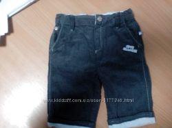 Детские вельветовые штанишки  на рост 62 см