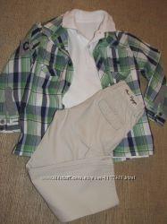 Рубашка Chicco Mexx размер 98-104