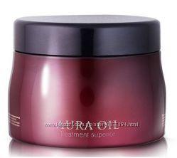Интенсивная восстанавливающая маска для сияния и мягкости волос AURA OIL