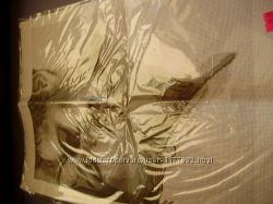 Набір для вишивки, схема на тканині