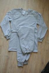 Теплый мужской костюм кофта и брюки с начесом
