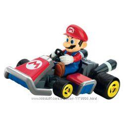 Большой радиоуправляемый гоночный автомобиль Carrera 7 Mario