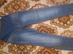 джинсы для беременных хлопок