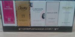 Givenchy, миниатюрки и другие парфюмы оригиналы