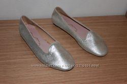 Новые итальянские туфельки-слиперы 35-38