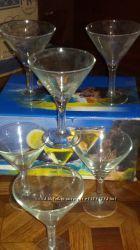 Бокалы для мартини 6 шт