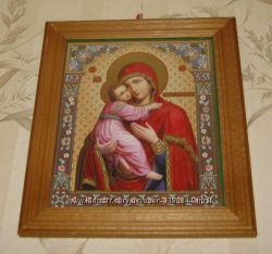 Иконы с Почаевского монастыря
