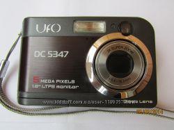 Фотокамера цифровая UFO DC5347  бу