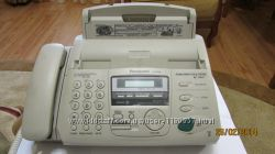 Факс Panasonic kx-fp155   бу