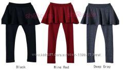 Продам лосины юбку для девочки