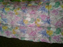 Пуховое одеяло