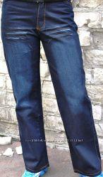 Джинсы мужские модные, классические есть 3 шт. Талия 76 - 81 см